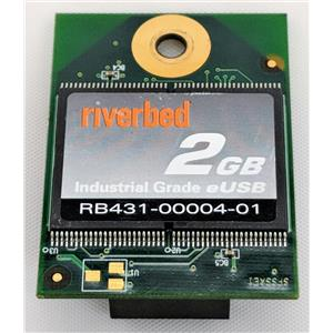 Riverbed 2GB 9-Pin Embedded USB Industrial Flash Drive RB431-00004-01