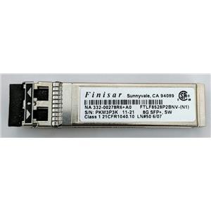 Finisar NetApp FTLF8528P2BNV-(N1) 332-00278R6+A1 8Gb SFP+ SR Transceiver