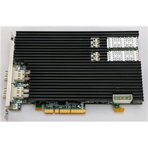 Riverbed Dual Port 10Gbe Sr Multimode Fiber PCIe NIC Card 410-00302-01