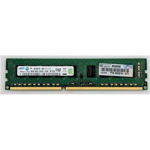 Samsung 4GB PC3L-10600 DDR31333 ECC Unbuffered 1.35V M391B5273DH0-CH9 500210-571
