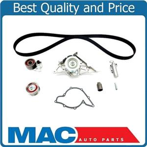 100% New USM Engine Timing Belt Kit with Water Pump for 03-07 Audi A8 4.2L V8