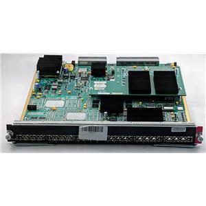 Cisco WS-X6724-SFP Catalyst 6500 Series 24 Port 1GB SFP w/ WS-F6700-CFC
