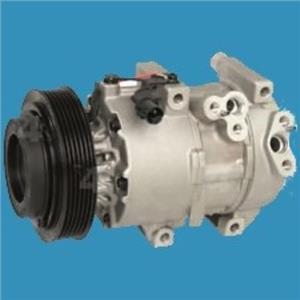 AC Compressor Kit Fits 2007 2008 2009 Kia Rondo 2.7L  (1YW) New 158396