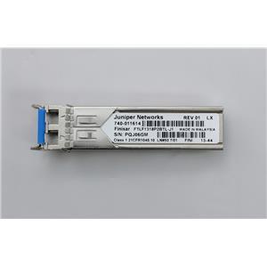 Juniper 740-011614 1GE SFP+ Transceiver OEM Genuine Finisar FTLF1318P2BTL-J1