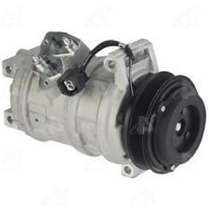 AC Compressor For 2004-2009 Cadillac SRX 4.6L (1 Year Warranty) New OEM 98305