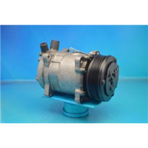 AC Compressor For  Chevy P20 P30 GMC P2500 P3500 P4500 (1 Year Warranty) N58552