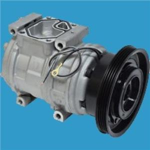 AC Compressor For Colt Eclipse Talon Summit Laser Expo (1YW) New 78333