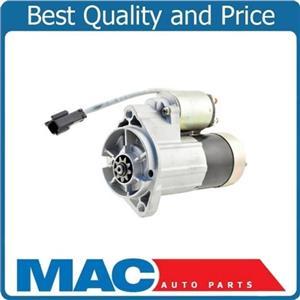 100% New Torque TYC Starter Motor for Nissan Frontier 99-05/01 & Xterra 00-05/01
