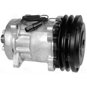 AC Compressor Four Seasons 78551 Sanden SD7H15 (1 Year Warranty) Reman