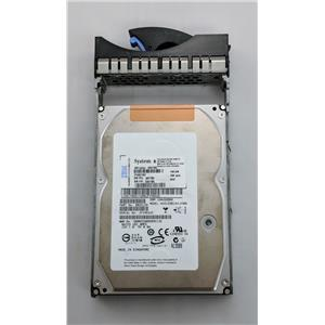 IBM 39R7350 146.8GB 15K RPM SAS 3.5 inch Hard Drive with Drive Tray 43W7482