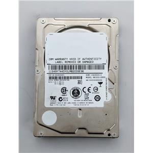"IBM Toshiba 300GB 15K SAS 2.5"" 49Y7445 MK3001GRRR HDEAB00BAB51"