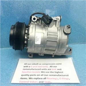 AC Compressor For 2005-2010 Cadillac STS 4.4L 4.6L (1 Year Warranty)  R97385