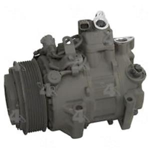 AC Compressor for Lexus ES300H GS350 RX350 Toyota Avalon Highlander (1YW) R98315