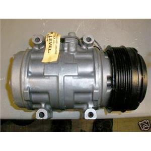 AC Compressor Fits Mercedes 190E 260E 300CD 300SD S350  (1 year Warranty) R57322