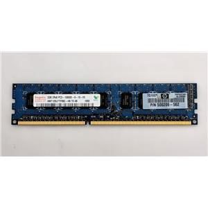 Hynix HP 2GB PC3-10600 DDR3-1333MHz ECC Unbuffered HMT125U7TFR8C-H9 500209-562