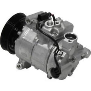 AC Compressor fits Audi A5 Quattro Q5 S4 S5 (One Year Warranty) R98317