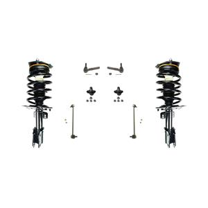 Terraza Uplander Montan Relay FWD (2) Front Quick Spring Strut and Mount 8Pc KIT