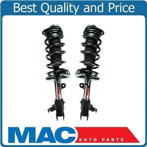 Front Left & Right Complete Strut Coil Spring Assembly For 2008-10 Honda Odyssey