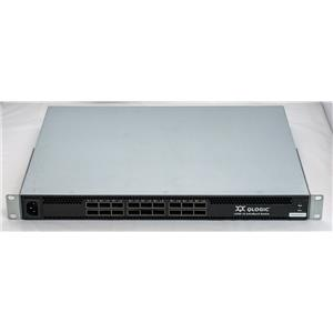 QLogic 18-Port QDR InfiniBand Network Switch 12200-18-28 851-0170-02 924433