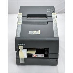 Epson TM-H6000IV M253A Thermal  POS Receipt Printer Gray