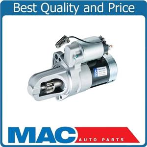 New Starter Motor fits for Nissan Altima with Automatic Transmission 3.5L 02-04