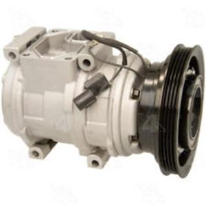 AC Compressor For Plymouth  Eagle  Mitsubishi  (One Year Warranty)  N77333