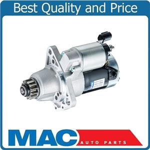 New Starter Motor for Nissan Altima 2.5L 2002-2006 with Automatic Transmission
