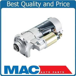 100% New Torque Tested Starter Motor for 94-00 F250 F350 7.3L Turbo Diesel New
