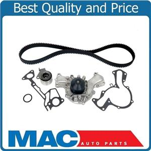 100% New Complete Engine Timing Belt Kit with Water Pump for 87-00 Voyager 3.0L