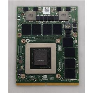 Dell T9V0C Nvidia Quadro K5000M 4GB GDDR5 MXM Video Card M6700 M6800