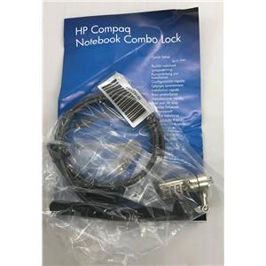 HP AY475AA#ABA Notebook Combination Cable Lock