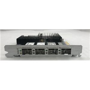 HPE Emulex LightPulse LPe16004-M6-El-NA 4-Port 16GB FC Adapter 817913-001