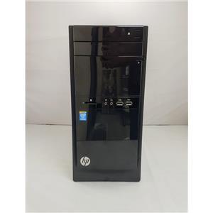 HP Pavilion 110-229 DESKTOP PC Pentium 2.60GHz 4GB RAM 500GB SATA Hard Drive