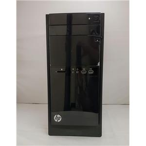 HP Pavilion 110-210 Desktop PC AMD 1.50GHz 4GB RAM 500GB SATA Hard Drive