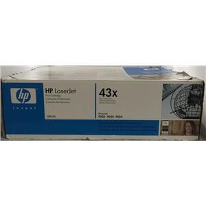 New Open Box OEM HP 43X LaserJet 9000 9040 M9040 9050 Toner Cartridge C8543X