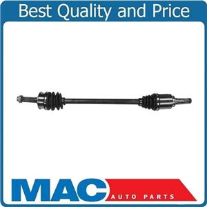 (1) 100% New Rear Complete CV Axle Shaft Assembly for Subaru Legacy 2005-2007