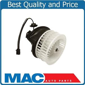 100% New Blower Motor With Wheel for 2001-07 Chrysler Town & Country Van FRONT
