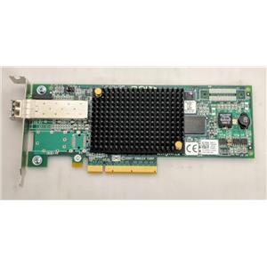 Dell Emulex LPE12000 8Gbps Single Port PCIe x 8 HBA Low Profile w/ SFP CN6YJ