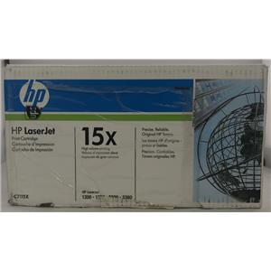 Brand New HP LJ 1200 1220 3300 Print Cartridge C7115X
