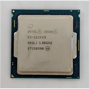 Intel Xeon E3-1225 v5 SR2LJ 3.3GHz 4-Core LGA1151 CPU 8MB Cache 80 Watt