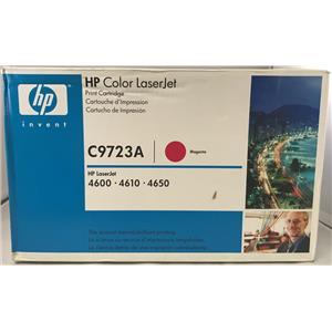 NEW OEM HP Color LaserJet  C9723A 4600 4610 4650 Toner Cartridge