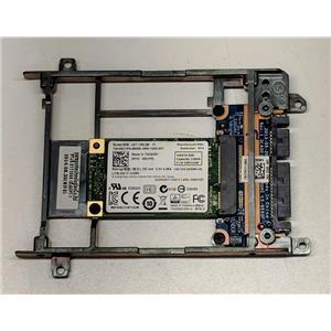 "Dell 128GB mSATA Solid State Drive 921PN Lite-On LMT-128L9M w/ 3.5"" Adapter"