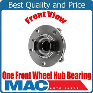(1) 100% New Front Wheel Bearing & Hub Assembly For 12-17 Rear Wheel Drive 640i
