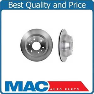 (1) REAR 55073 Disc Brake Rotor, Rear