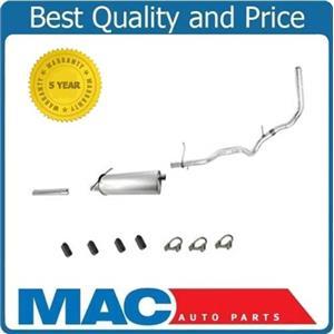 Muffler Tail Pipe for 00-03 Dakota 4.7 5.9 131Inch Wheel Base 4 Wheel Drive