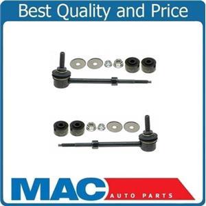(2)  K750200 Suspension Stabilizer Bar Link Kit, Rear Equinox Torrent REAR