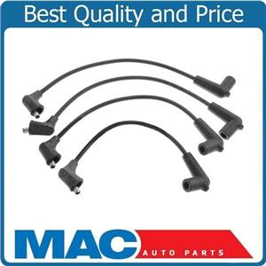 100% Brand New Spark Plug Wires Set 4 Wires for Mazda RX8 2004-2008