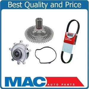 04-07 Ram Pick 4.7L NEW Water Pump Fan Clutch Belt