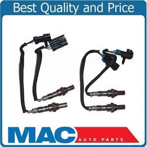 06 08 Ford E150 E250 Frt & Rr O2 Oxygen Sensor Dir Fit
