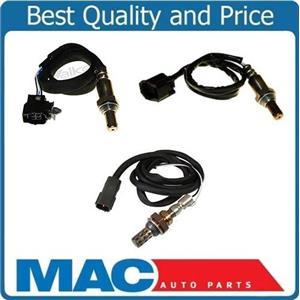 05 Mazda 6 2.3L Frt Mid Rr O2 Oxygen Sensor Direct Fit